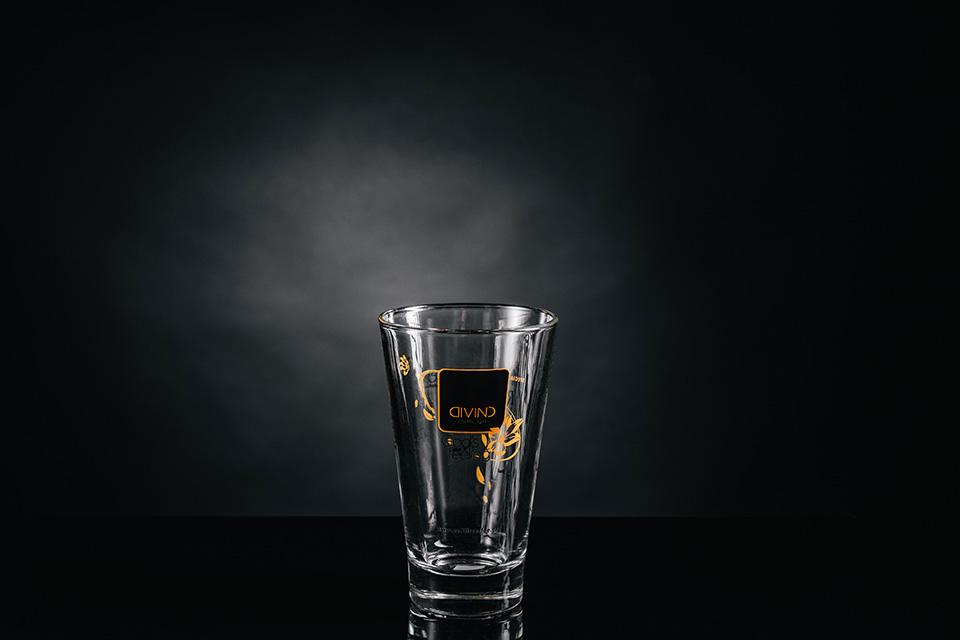 Γυάλινο ποτήρι Freddo