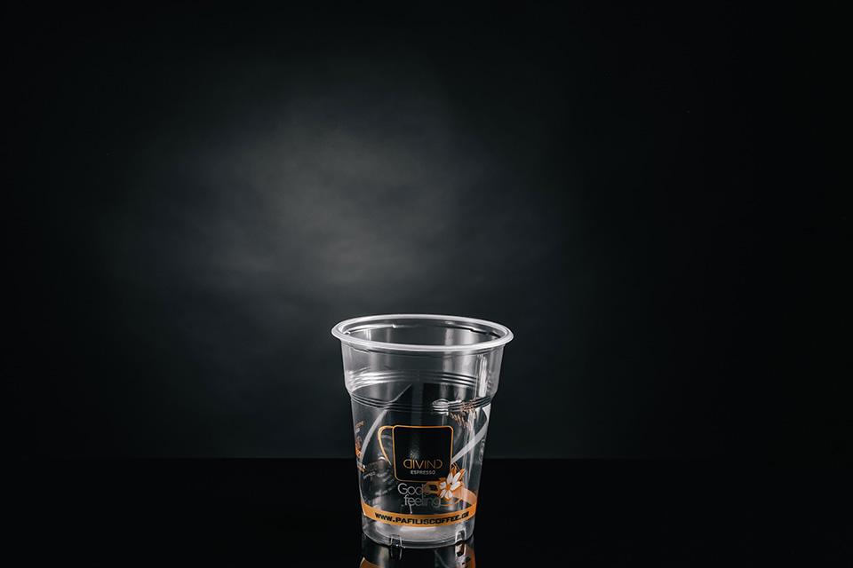 Πλαστικό ποτήρι Freddo